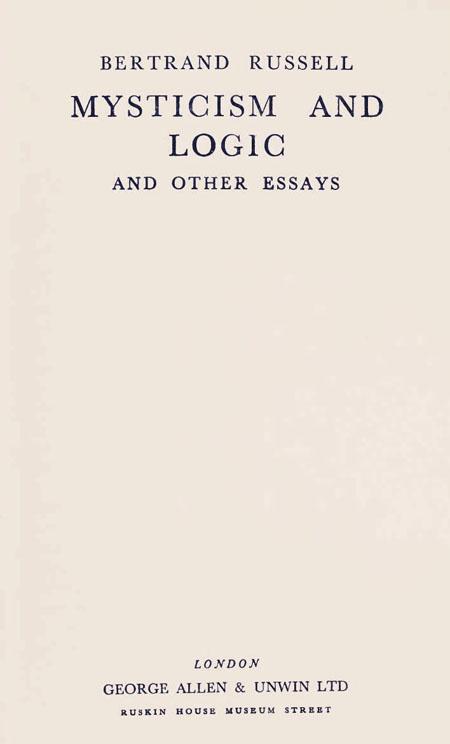 Philosophical Essays Pdf